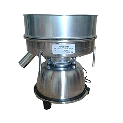 Electric Automatic Flour Sifter Shaker Vibrating Sieve Machine for Granule Powder Grain