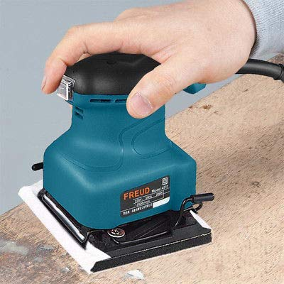 4 Inch Random Orbit Sander/Polisher Electric Wood Sander Wood Sanding Machine Polisher