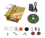 9.4 Inch Mini Table Saw Woodworking Table Bench