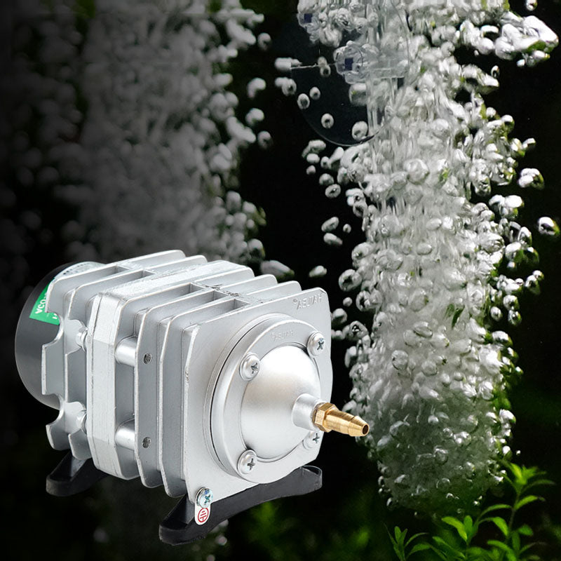 Air Pump  ACO-328  60W 82L/min Electromagnetic Oxygen Air Pump for Aquarium Hydroponic Systems