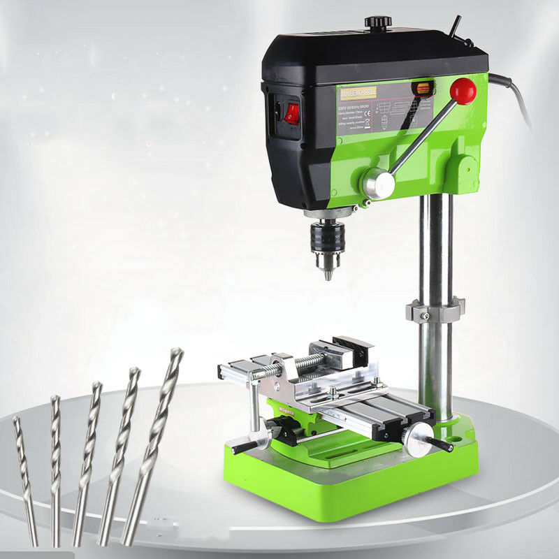 Bench Drill Stand 480 Mini Electric Bench Drilling Machine Drill Chuck 1-10 mm