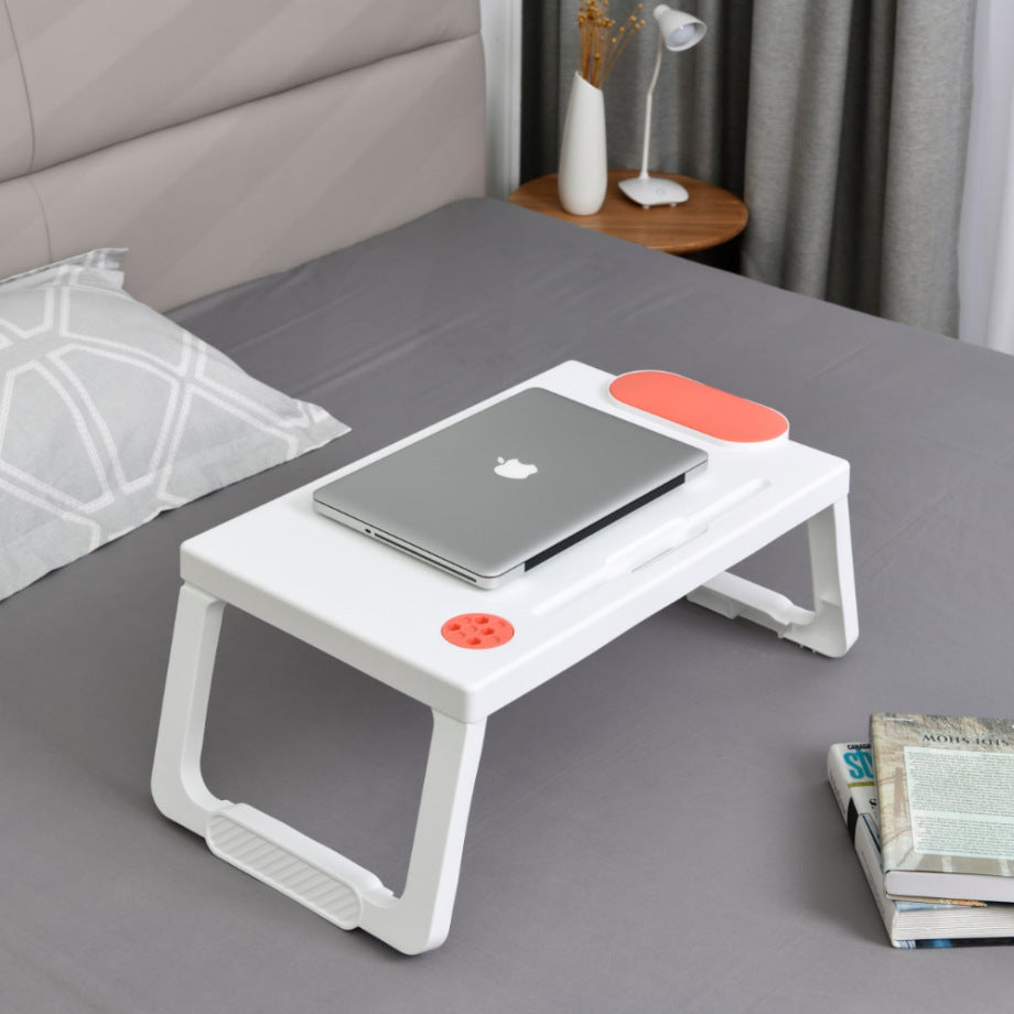Folding Laptop Stand  Lap Desks Adjustable Computer Tray for Sofa  Couch Floor  Car