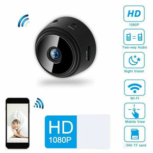 Hidden Camera Mini Spy Camera Portable Home Security Cameras HD 1080P DV DVR Night Vision