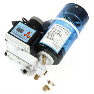 Grease Pump 2L Air Operated Grease Pump 60cc/min  Lubrication Grease Pump with Pneumatic Compressed Gun