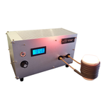 220V 3000W High Frequency Induction Furnace Induction Heater for Gold Silver Copper