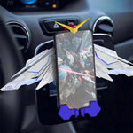GUNDAM WIRELESS CHARGER CAR CHARGER