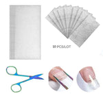 Professional Fiberglass Nail Extension Gel Kit  for Quick Extension Nail Art