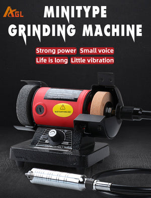 Multipurpose Bench Grinder Flexible Shaft Polishing Grinding Jewelry Engraving Hobby Tool