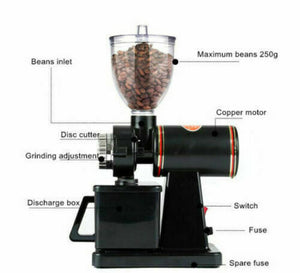 Home Coffee Bean Mill Grinder Electric Coffee Grinding Machine
