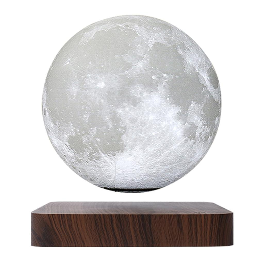 Moon Lamp 3D Printing Magnetic Levitating Moon Light Lamps Creative gift