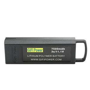 7500mAh 3S LiPo Battery For YUNEEC Q500 / Q500+ / Q500+PRO  Typhoon G RC Drone