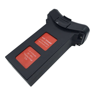 7.4V 4100mah Lithium Battery Replacement Battery for Holy Stone HS100 SJRC S70W RC Quadcopter