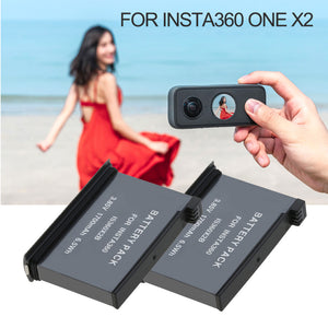 Battery for Insta360 one X2