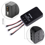 3S Li-Ion Smart Balance Battery Charger for Yuneec Q500,Q500+ ,Q500 4K RC Quadcopter