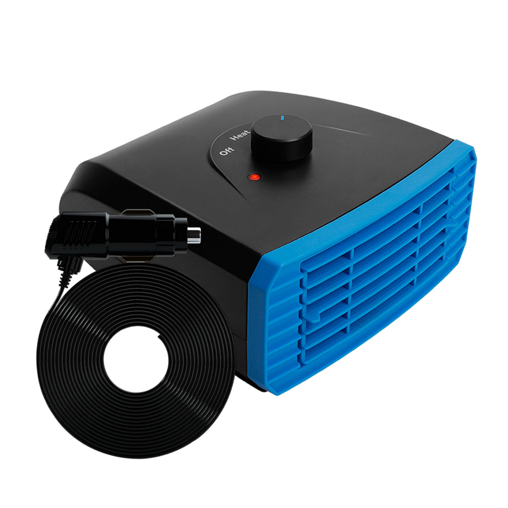 12V/24V Electronic Car Heater Fan for Fast Heating Defrost