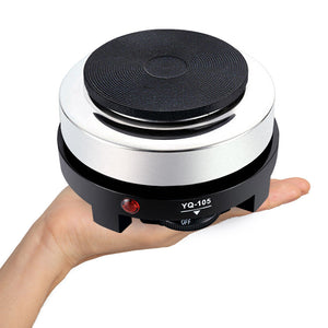 Mini Electric Burner Portable Hot Plate Multifunction 500W Home Coffee Tea Water Heater Electric Cooking Plate