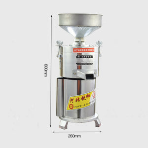 Peanut Butter Maker Sesame Butter Mill Grinding Machine for Commercial Use 15kg/h 1100W