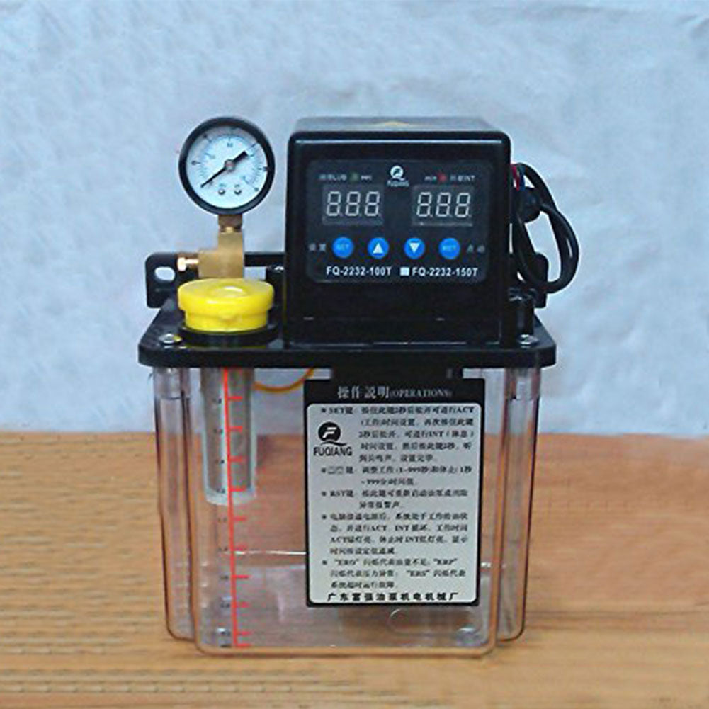 Electric Lubrication Pump