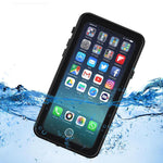 IP68 Waterproof Slim Silicone Soft Shockproof Case For Apple iPhone X 5.8inch