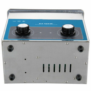 3L Ultrasonic Cleaner with Adjustable Temperature Setting for Electronic Surgical Parts Cleaning