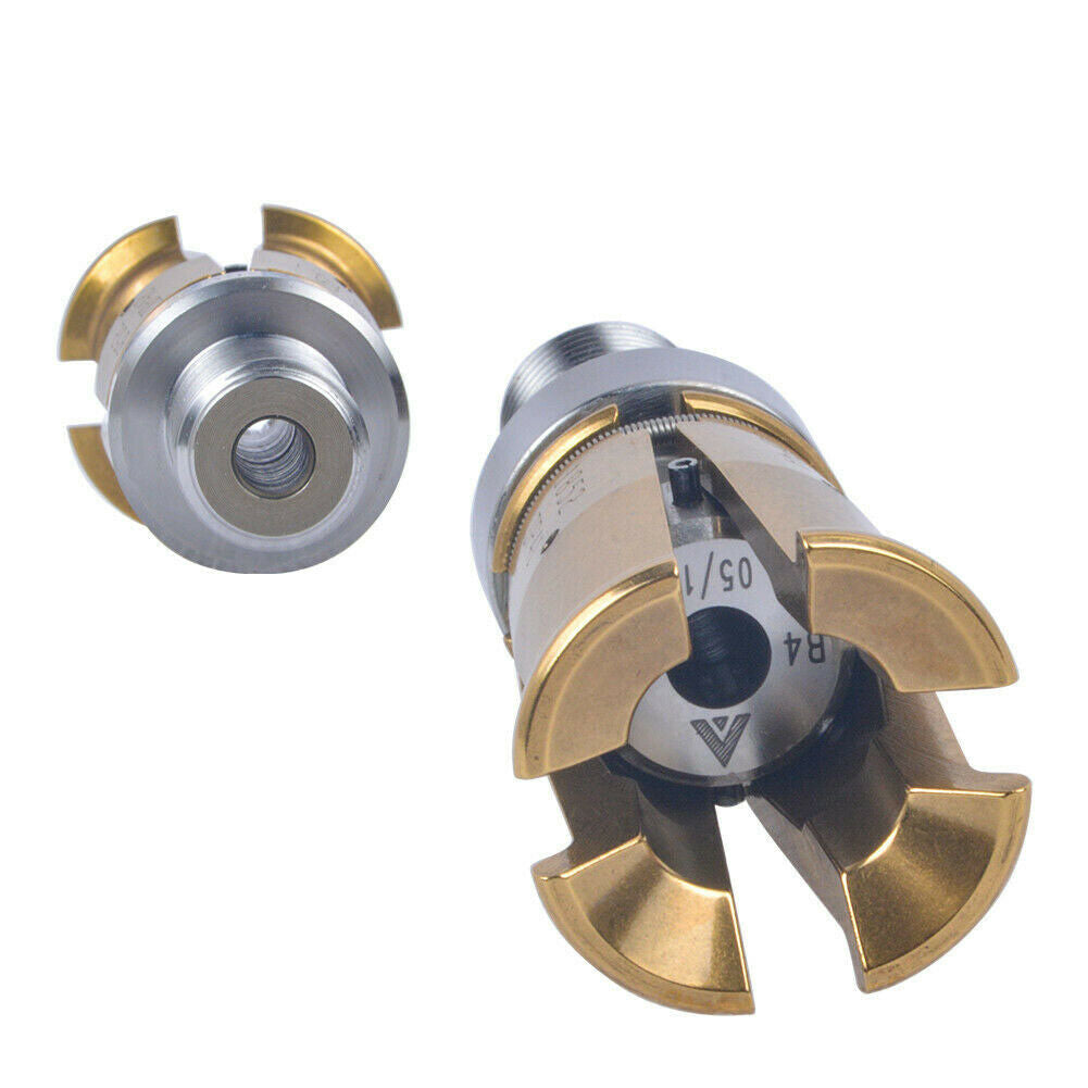 BT30 4 Petals Pull Clamp Claw 45 ° CNC Milling Machine Spindle Tool Outer Screw Pull 12000RPM