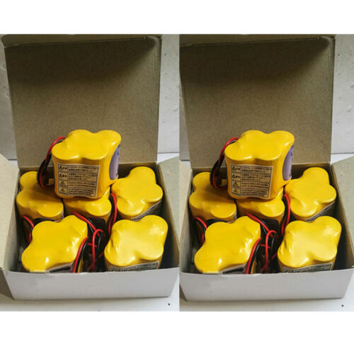 10 Pack FANUC PLC Battery for BR-2/3AGCT4A / A98L-0031-0025 CNC System