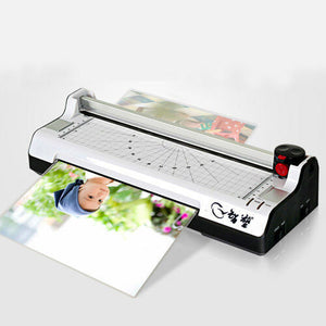Laminator Machine Portable A4 Thermal Laminating Machine for Home Office School