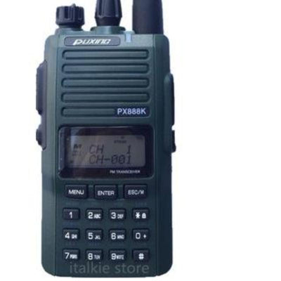 PUXING PX-888K Dual band Handheld Two Way Radio-Rally Radios
