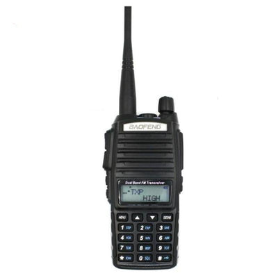 Two Way Radio BAOFENG UV-82 8W Tri-Power 136-174&400-520MHz-Rally Radios
