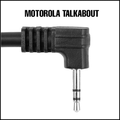 Wireless Tactical PTT Headset Adaptor-Rally Radios
