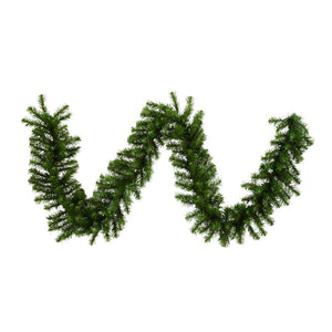 9 inches X 12 inches Douglas Fir Garland 240 Tips