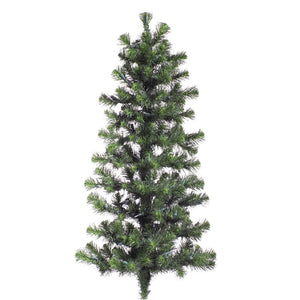 36 inches Douglas Fir Wall Tree 166 Tips
