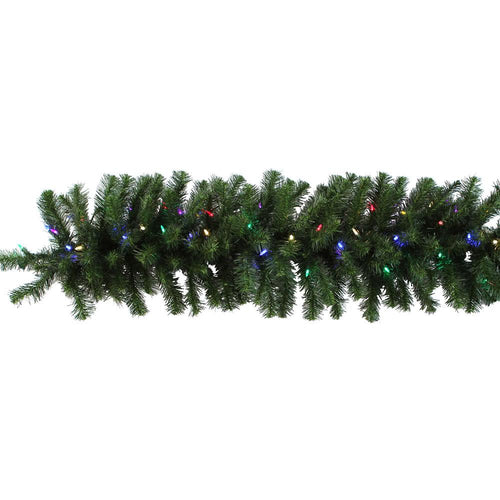 9 inches x 14 inches Douglas Fir Garland 260T 100 Mu