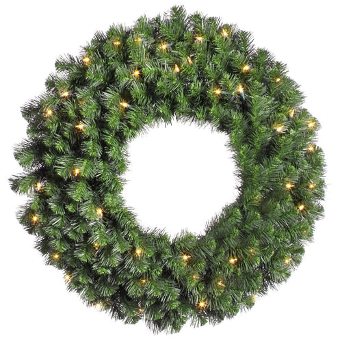 20 inches Douglas Wreath Dura-Lit 50CL 170T