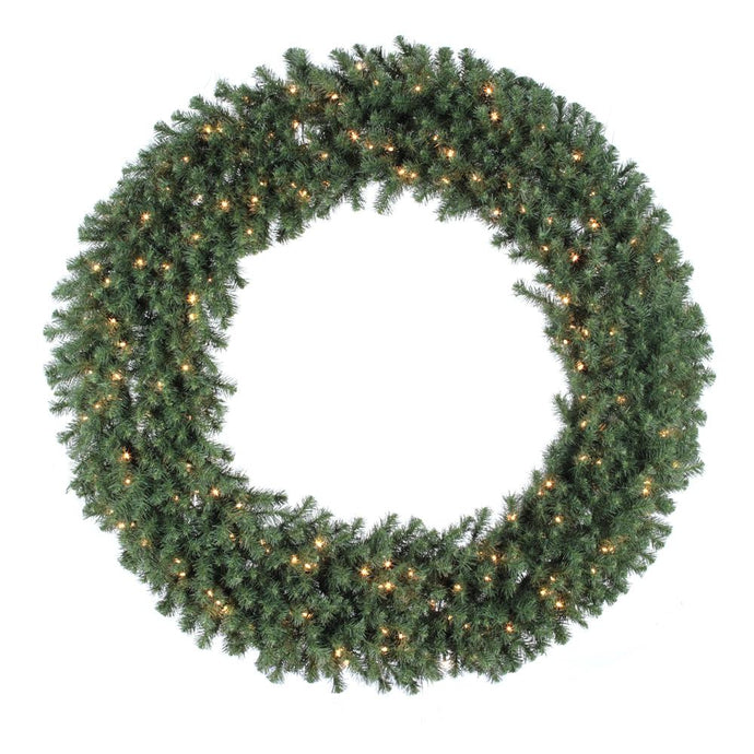 60 inches Douglas Wreath Dura-Lit 400CL 900T