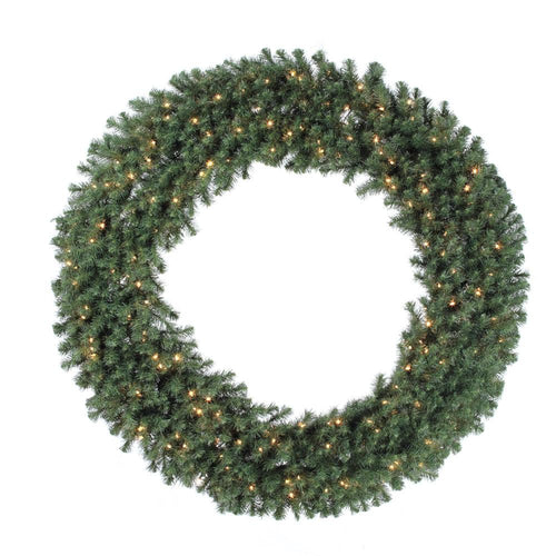 100 inches Douglas Wreath DuraLit 1000CL 2700T