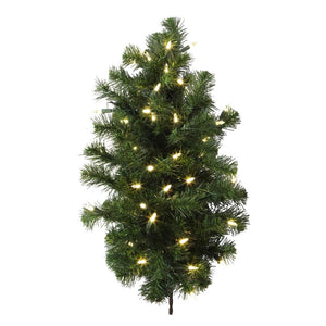 2 inches x 17 inches Douglas Wall Tree 50WmWh LED
