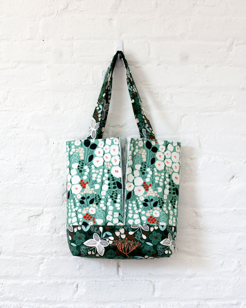 Time Warp Tote - FREE Pattern!