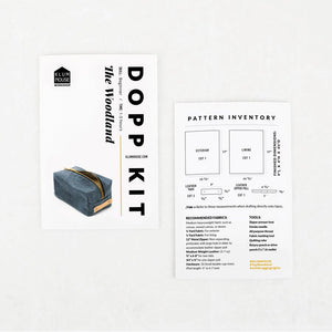 Woodland Full Maker Kit - Grey
