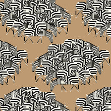 Load image into Gallery viewer, Charley Harper Barkcloth Fat Quarter Bundle - Prickly Pear Fabrics