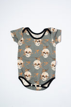 Load image into Gallery viewer, Charley Harper Knit Bodysuit Sample by Kinder Birch