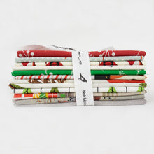 Load image into Gallery viewer, Charley Harper Holiday Fat Quarter Bundle - Prickly Pear Fabrics