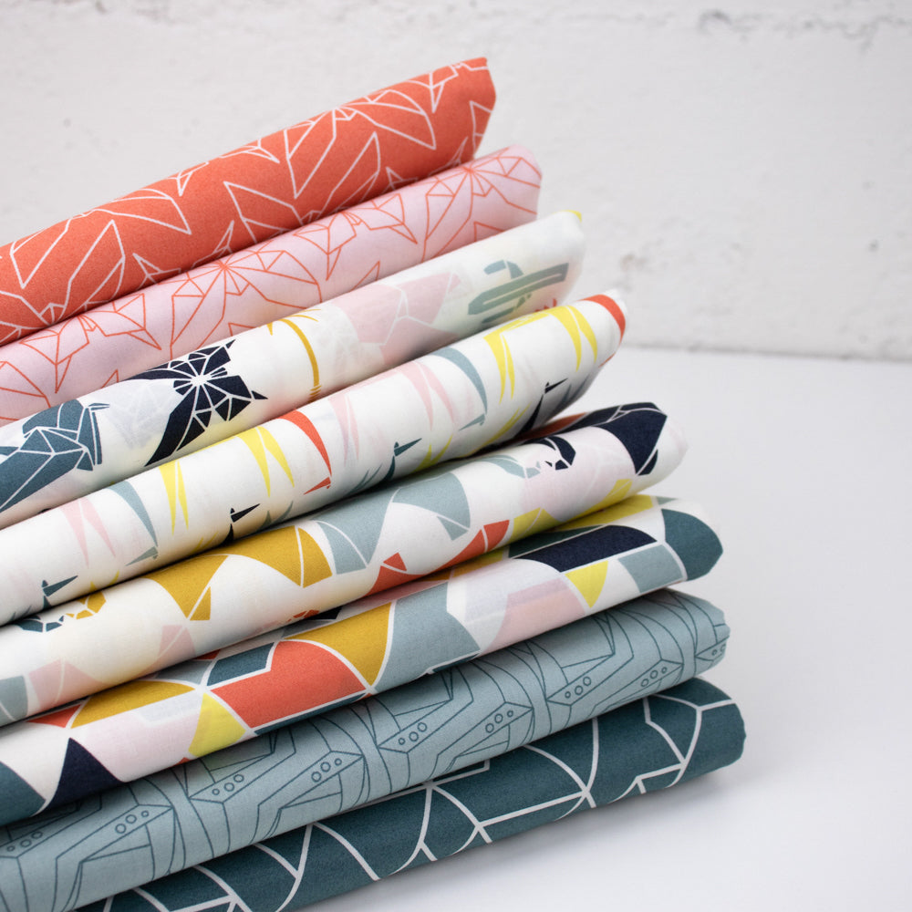 Geogami Precut Fat Quarter Bundle