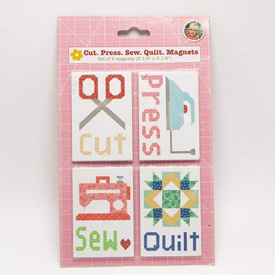 Lori Holt Cut Press Sew Quilt Magnets