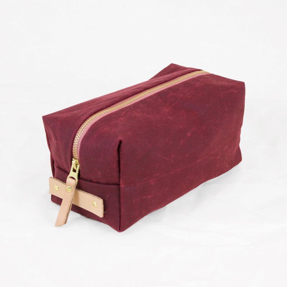 Woodland Full Maker Kit - Burgundy