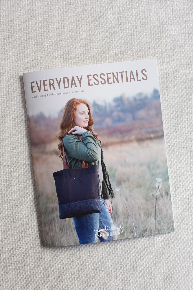 Noodlehead Everyday Essentials Pattern Book