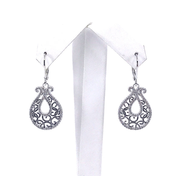 Surgical Steel Horseshoe Earrings