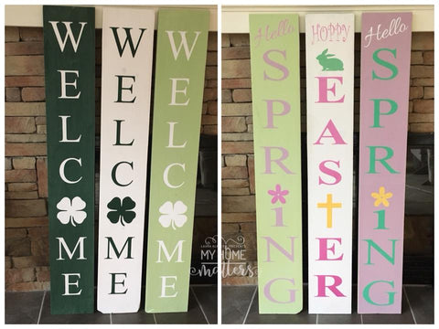 Custom Porch Signs My Home Matters Llc