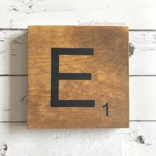 Scrabble Letter Tile Kits and Stencils