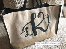 Load image into Gallery viewer, Jute Tote Bag Kit